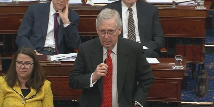 Image: Mitch McConnell