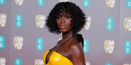 Image: BRITAIN-ENTERTAINMENT-FILM-AWARDS-BAFTA