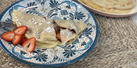 Natalie Morales' Sweet and Savory Crepes