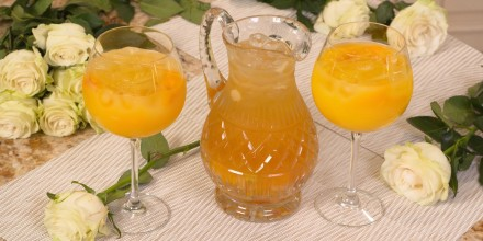 Make Sandra Lee's sangria.