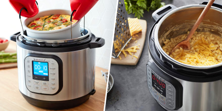 Instant Pot, pressure cooker. What to know before buying an instant pot according to the pros.