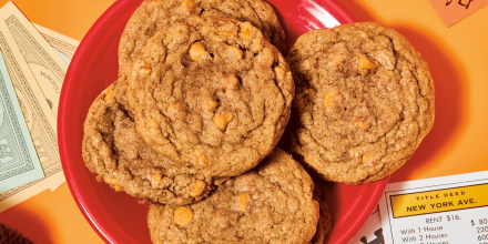 Christina Tosi's Cinnamon Butterscotch Cookies