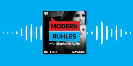 Modern Ruhles podcast art.