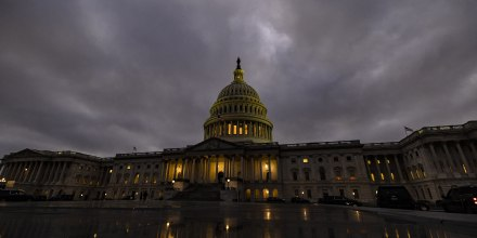 Image: Lawmakers Continue Work On Coronavirus Relief Deal And Omnibus Spending Package