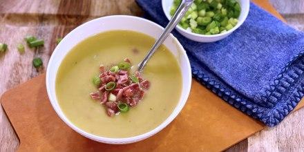 Joy Bauer's Potato Leek Soup