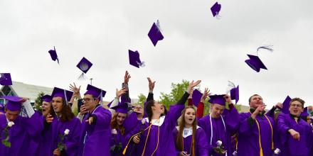 Image: Douglas County High School Graduation