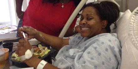 Woman, 46, survives widow-maker heart attack, shares advice