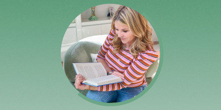 Jenna Bush Hager shares her April 2021 book pick