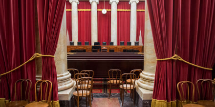 Image: The Supreme Court bench, 2016.