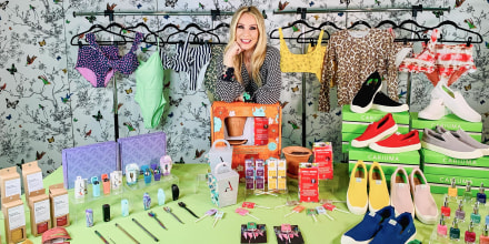 Chassie Post shares her green product picks on broadcast