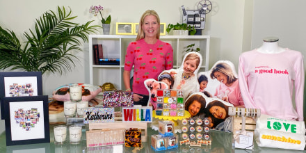 Meredith Sinclair shares gift idea's for Moms