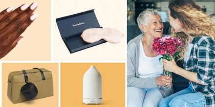 See the best Mother's Day gifts for your grandma, aunt and other mother figures in your life. Shop the best gift ideas from face masks, jewelry, clothing and more.