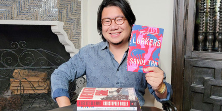 Kevin Kwan shares his book picks on broadcast