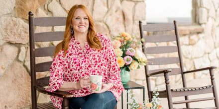 Ree Drummond's Walmart fashion line