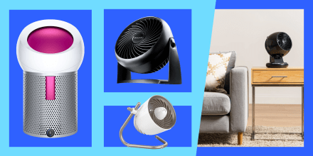 The best desk fans to beat the heat in 2021 include small desk fans, mini desk fans and USB desk fans from Dyson, Honeywell, Vornado, Lasko and more.