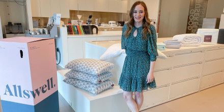 Lexie Sachs shares on broadcast the Good Housekeeping best bedding products