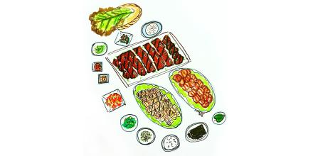 Korean BBQ Main