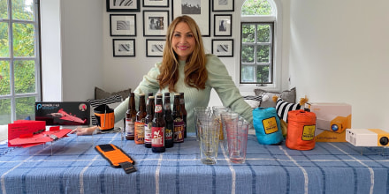 Lauren Bergamotto shares Fathers Day gifts to buy dad