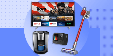 Illustration of a TV, Keurig, Dyson vacuum, and Go Pro. See the best early Amazon Prime Day deals happening now. Shop Prime Day sales on TVs, laptops and bedding from Walmart, Target, Best Buy and more.