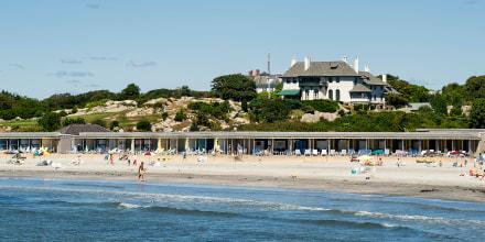 Image: Spouting Rock Beach Association, also known as Bailey's Beach