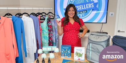 Adrianna shares best buys for how to beat the heat this summer on broadcast