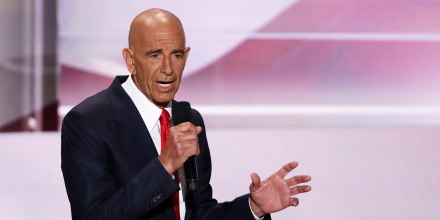 Image: Tom Barrack, Republican National Convention: Day Four