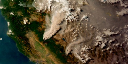 Image: US-FIRE-WEATHER-CLIMATE