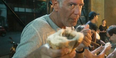 """Image: Anthony Bourdain stars in Morgan Neville's documentary, \""""Roadrunner.\"""""""