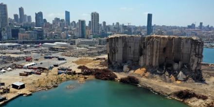 Image: Beirut port explosion