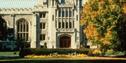 Old photo of Vassar College