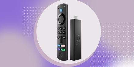 Illustration of the new Amazon Fire Stick Max