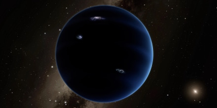 Image: A new study narrows down where to find a hypothetical ninth planet in the dark outer limits of our solar system.
