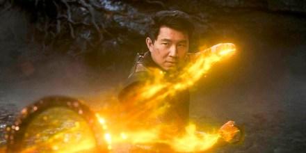 "Simu Liu stars as Shang-Chi in Marvel Studios' \""Shang-Chi and The Legend of the Ten Rings.\"""