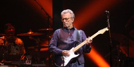 Image: Eric Clapton