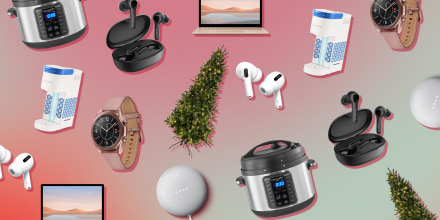 Illustration of different products on sale fro Black Friday from Best Buy