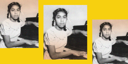 Image: When Sylvia Mendez' parents mounted a legal challenge to the school district's segregation practices, she found herself at the center of Mendez v. Westminster School District of Orange County.