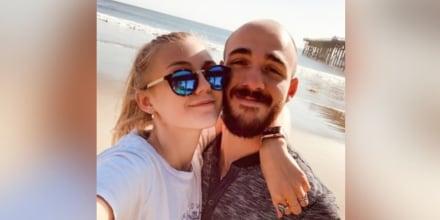 Gabrielle Petito (izq.) y su prometido, Brian Laundrie