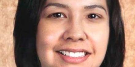 Esta es la imagen que construyó el FBI de como luciría Karla Rodríguez si tuviera 25 años.