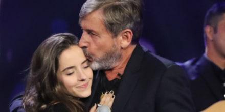 Evaluna y Ricardo Montaner en TODOS UNIDOS de Telemundo 2017