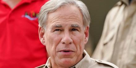 Greg Abbott, el gobernador de Texas