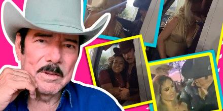 Lalo Mora fue muy criticado en Facebook por una imagen