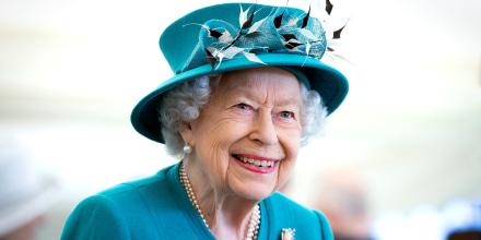 Britain's Queen Elizabeth visits Scotland for Holyrood Week