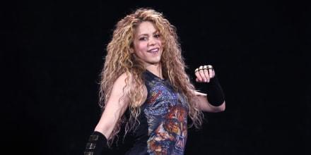 Shakira en el Dorado World Tour, Londres, 2018