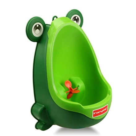 Foryee Cute Frog Potty Training Urinal