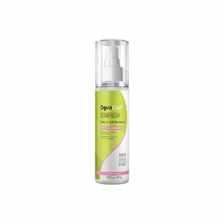 DevaCurl DevaFresh Scalp & Curl Revitalizer, 4.5 oz