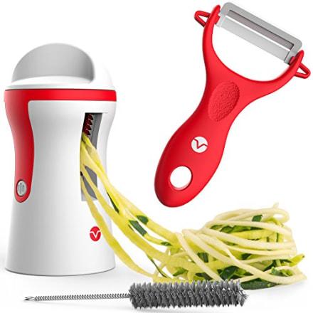 Vremi Spiralizer Vegetable Slicer