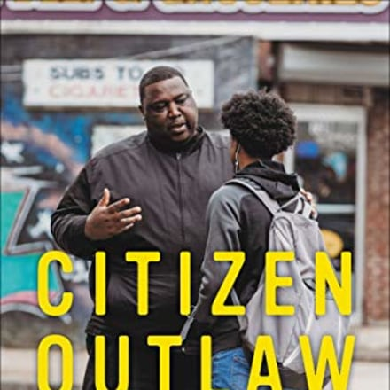 """""""Citizen Outlaw,"""" by Charles Barber"""