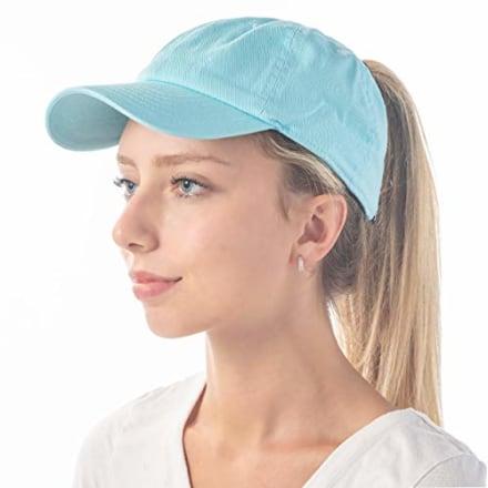 The Hat Depot Cotton Dad Baseball Cap