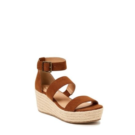 Scoop Women's Espadrille Wedge Sandal