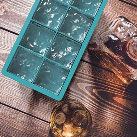 TeaRoo Silicone Ice Cube Molds (Set of 2)